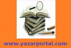 Eser Yayınlama Klavuzu | www.ahmetfidan.com